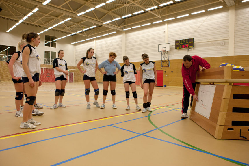 volleybaltraining